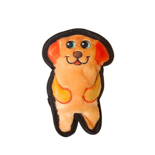 Invincibles Minis Plush Squeaking Dog Toy