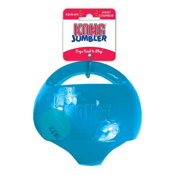 Jumbler Ball Dog Toy Assortment