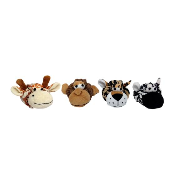Rope Head Safari Animals Assortment