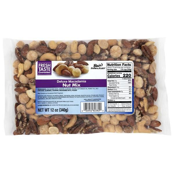 Macadamia Nut Blend