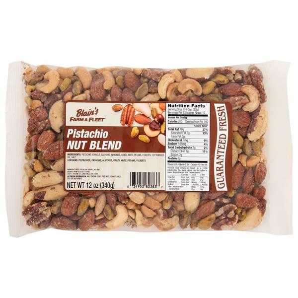 Pistachio Nut Blend