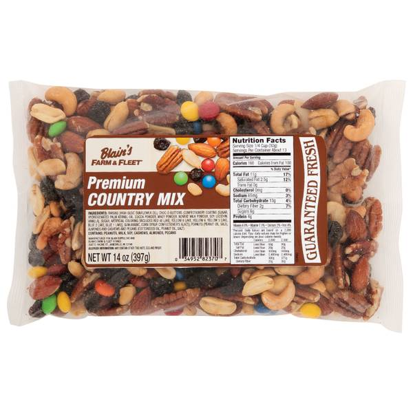 Premium Country Mix