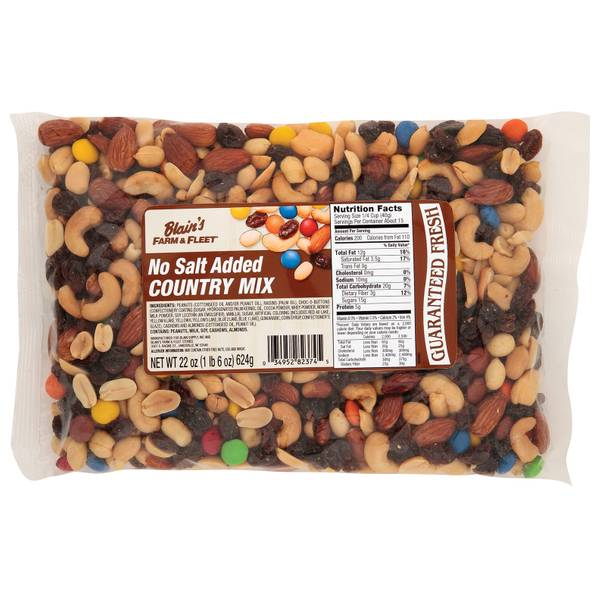 No Salt Country Mix