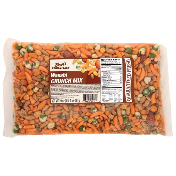 Wasabi Crunch Mix