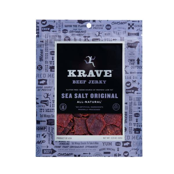 All Natural Beef Jerky