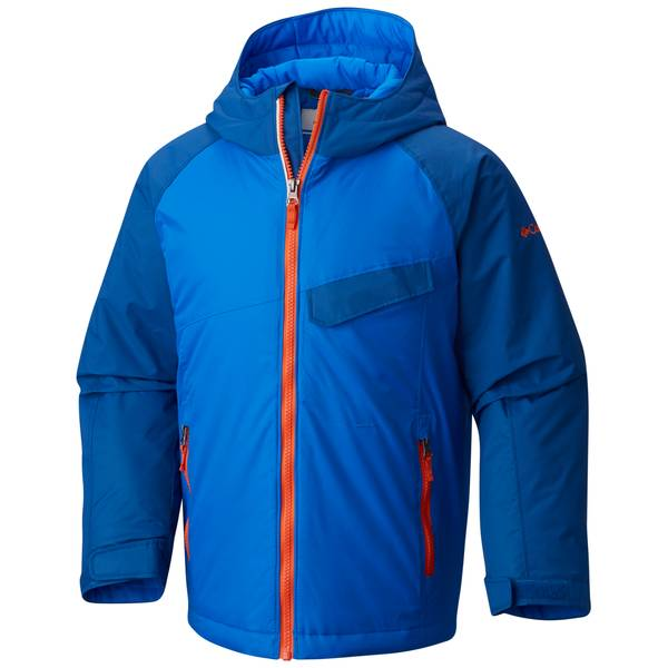 Boys' Snow Pumped Jacket