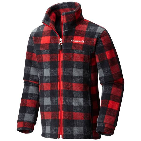 Boys' Zing III Fleece Jacket