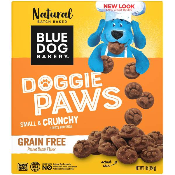 Grain Free Paws Dog Biscuits
