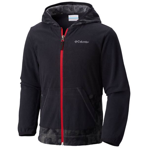Boys' Glacial Fleece Full Zip Jacket