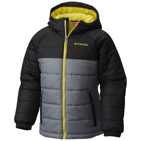 Boys' Snow Drone Puff Jacket