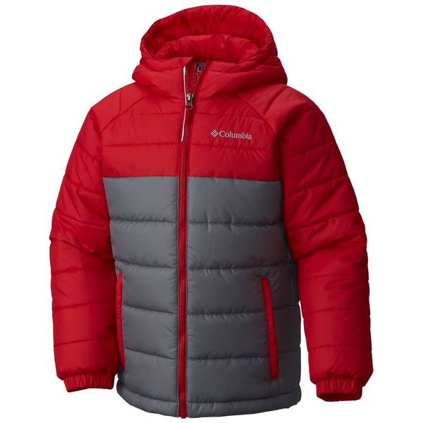 Boys' Snow Drone Puff Jacket
