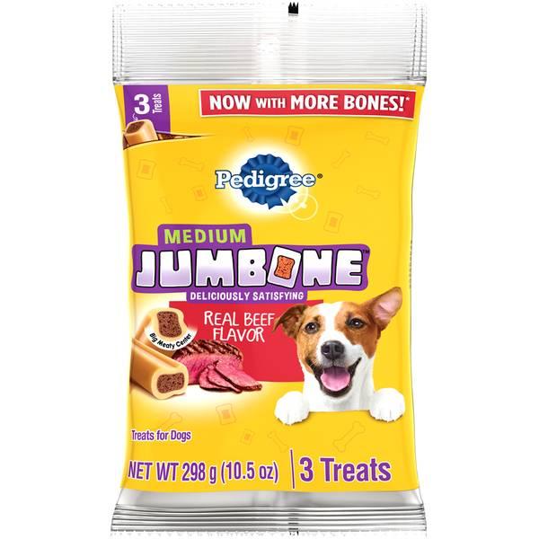 Jumbone Dog Snack Food
