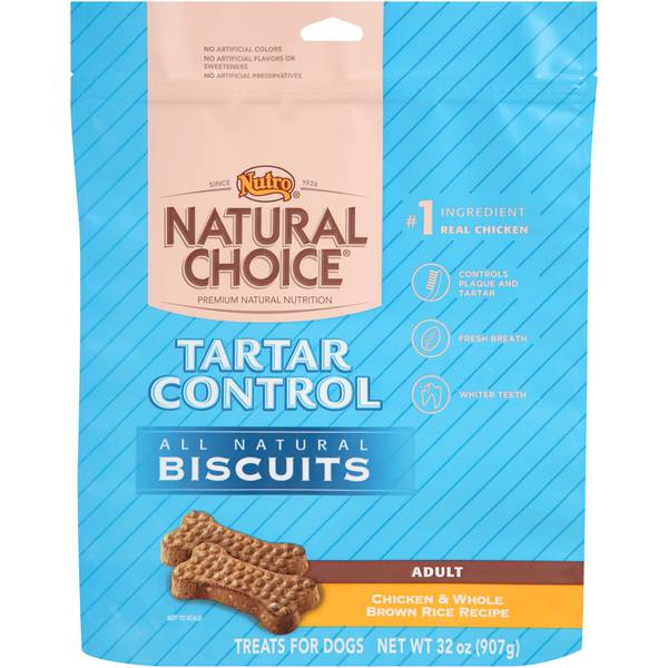 Natural Choice All-Natural Adult Dog Biscuits