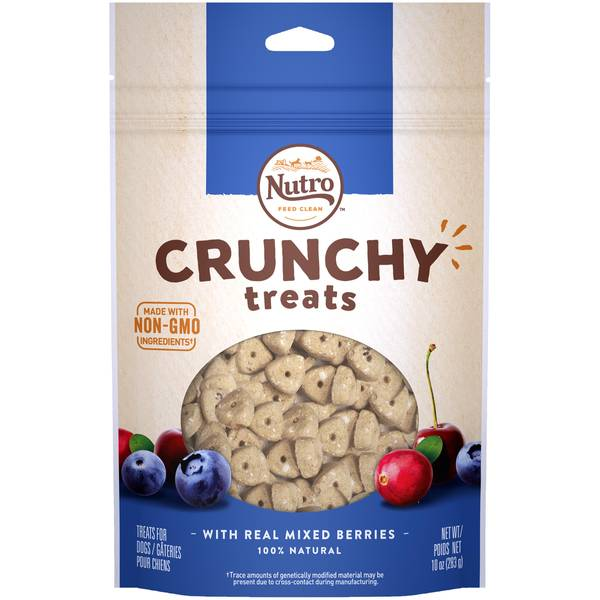 Crunchy Dog Treats