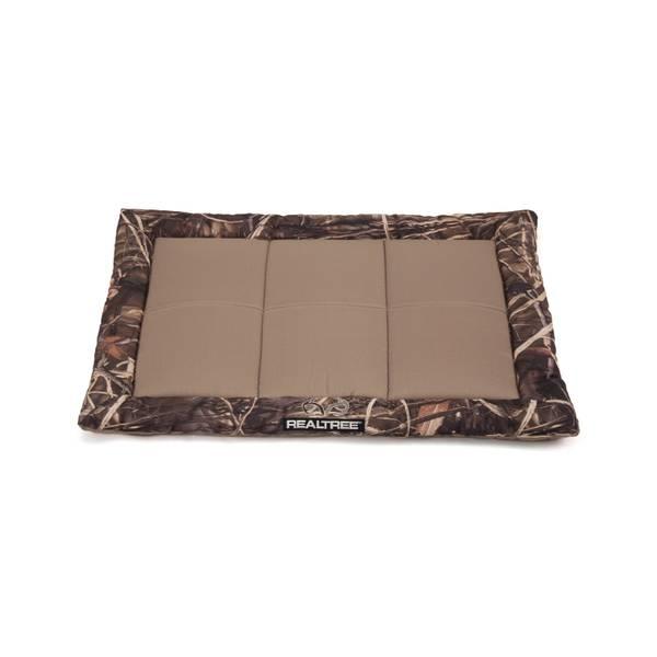 Realtree Memory Foam Crate Pad