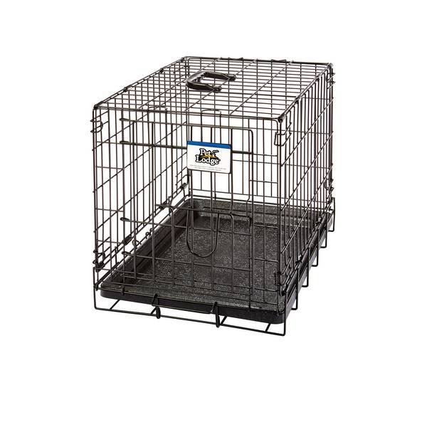 Wire Crate Dog Kennel