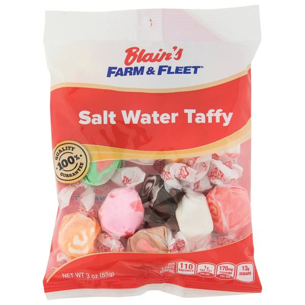 Salt Water Taffy Grab N' Go Bag