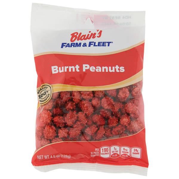 Burnt Peanuts Grab N' Go Bag
