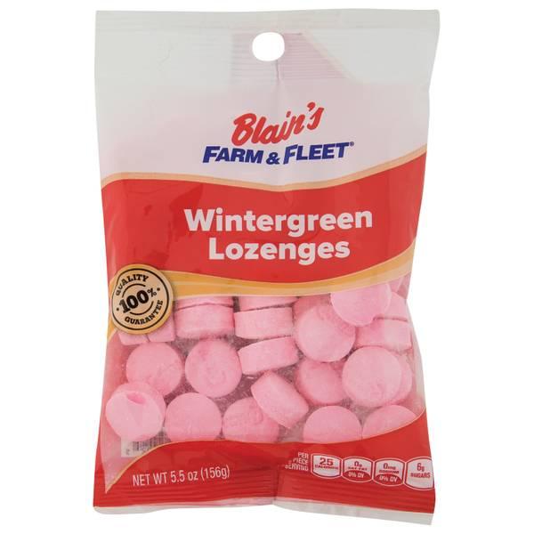 Wintergreen Lozenges Grab N' Go Bag