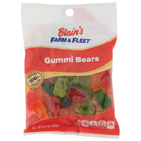 Gummi Bears Grab N' Go Bag