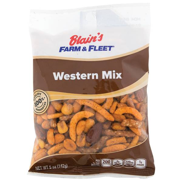 Western Mix Grab N' Go Bag