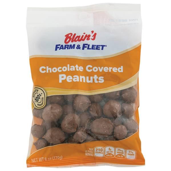 Chocolate Peanuts Grab N' Go Bag