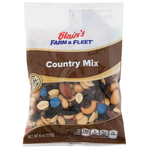 Country Mix Grab N' Go Bag