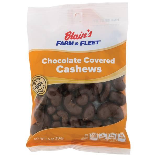 Chocolate Cashews Grab N' Go Bag