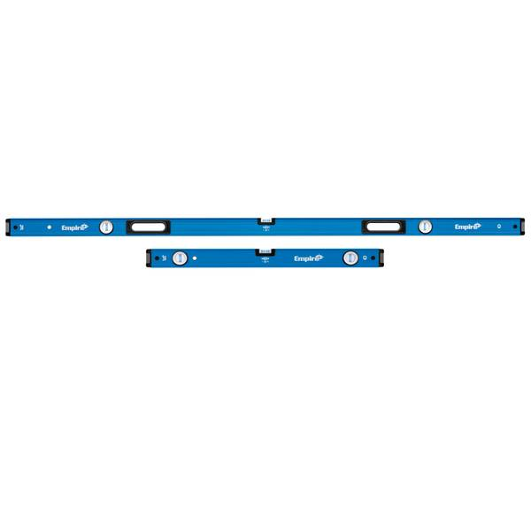 "32"" and 78"" True Blue Magnetic Box Level Jamb Set"