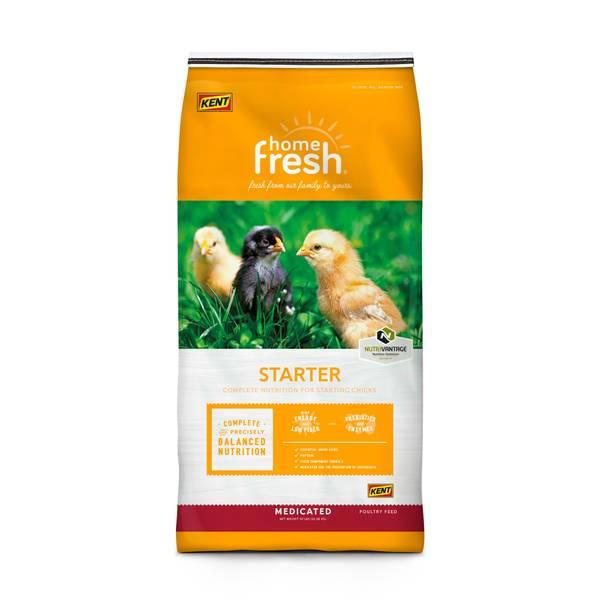 Home Fresh Poultry Starter
