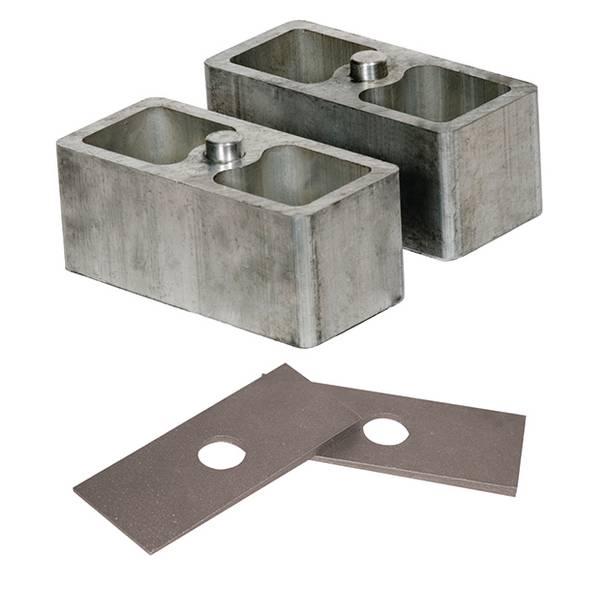 Light Duty Aluminum Block Kit