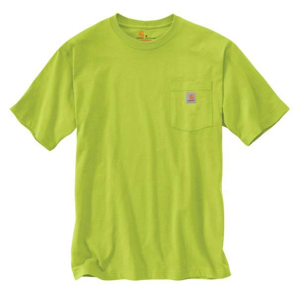 Men's Short Sleeve K87 Pocket Tee
