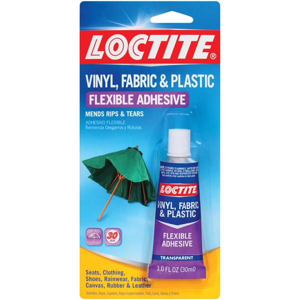 loctite vinyl fabric plastic flexible adhesive. Black Bedroom Furniture Sets. Home Design Ideas