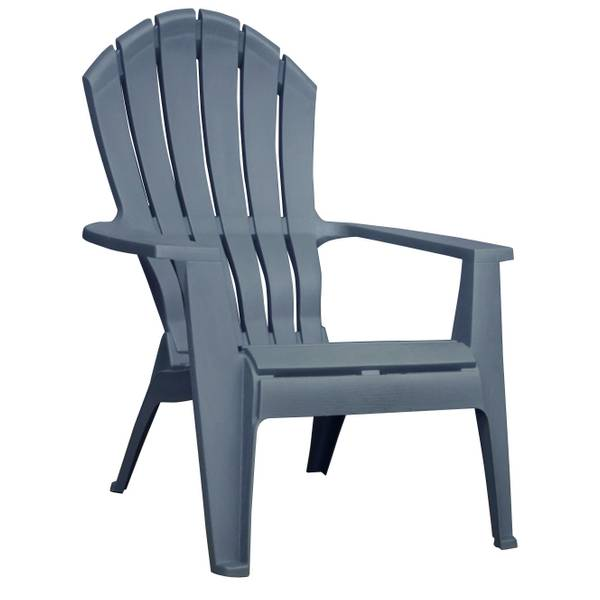 Adams Manufacturing Bluestone Realcomfort Adirondack Chair