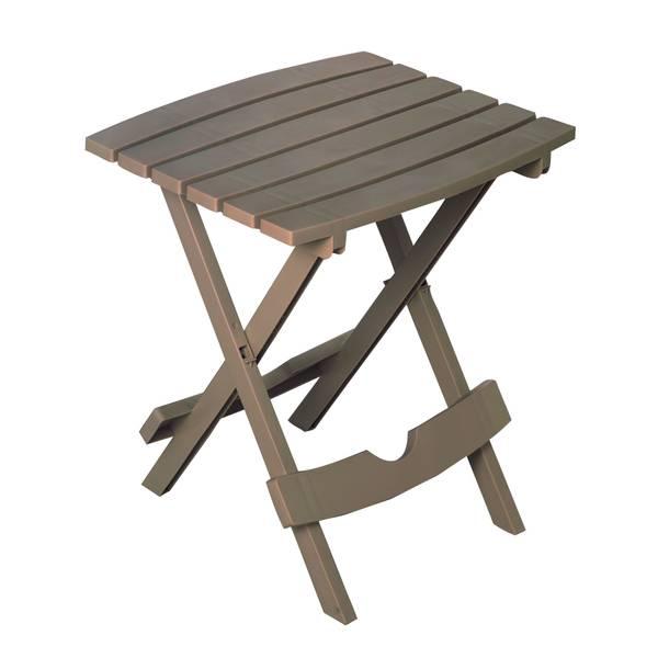 Portobello Quick-Fold Side Table