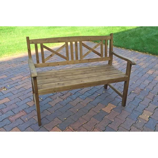 ... Fleet Farm Patio Furniture By Jack Post Decorative Stationary Bench ...