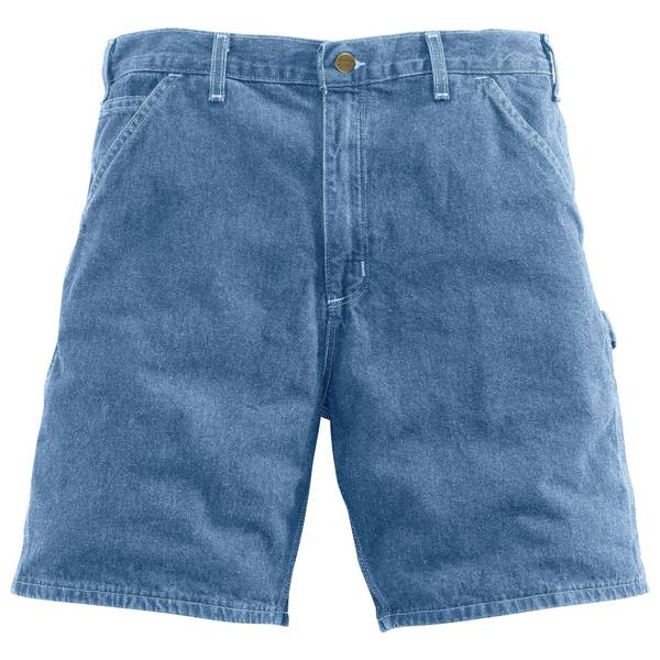 Men's Denim Work Shorts