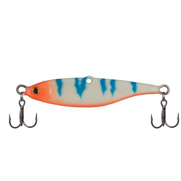 1/8 oz Blue Glow Tiger X Vibrato Lure