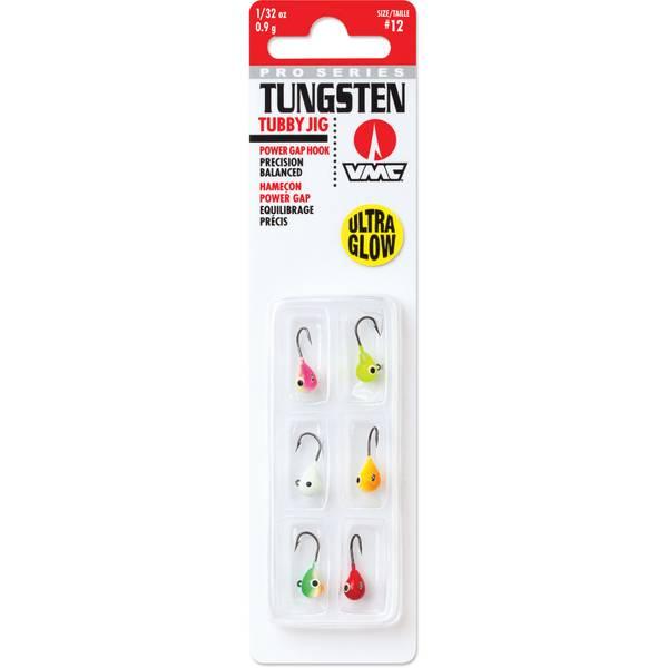 Tungsten Tubby Jig Kit Glow