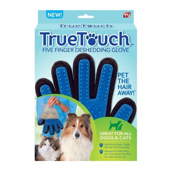 TrueTouch Deshedding Glove