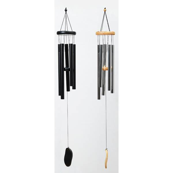 "35"" Wood Top Wind Chime Assortment"
