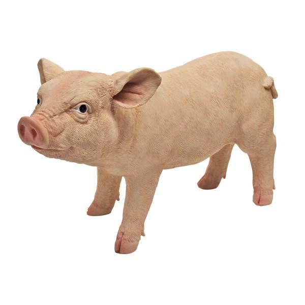 Piggy Porker Garden Statue