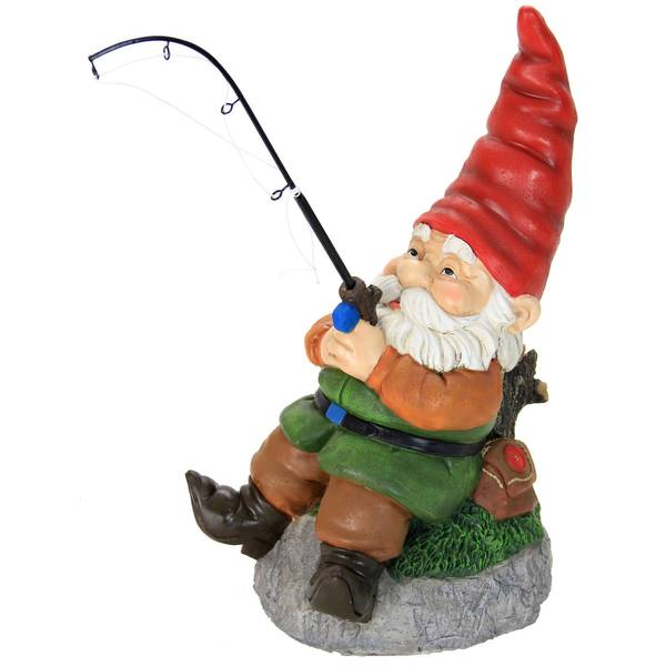 Fishing Gnome