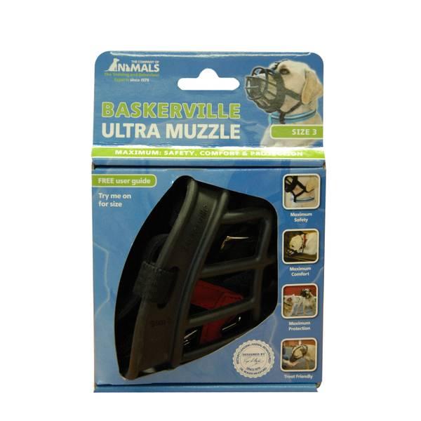 Dog Ultra Muzzle