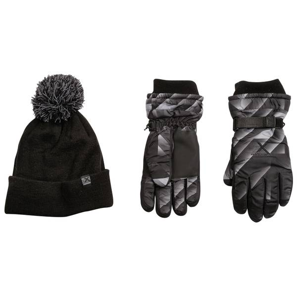Boys' Ricky Hat & Gloves Set