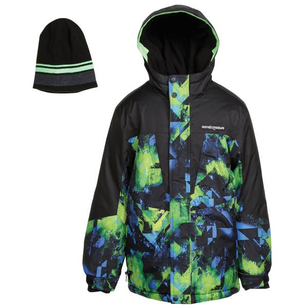 Boys' Atom Snowboard Jacket
