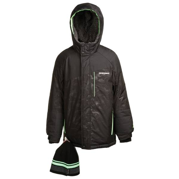 Boys' Phantom Snowboard Jacket