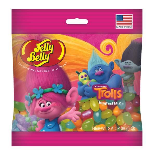 Trolls Grab & Go Jelly Beans