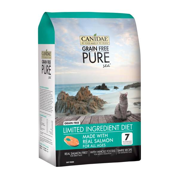 Pure Sea Salmon Adult Cat Food