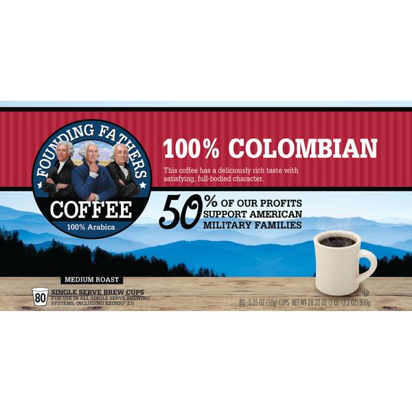 Colombian Coffee K-Cups